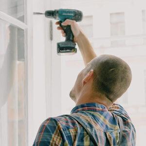 Erkende handyman: het zonnetje in huis